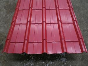 Prepainted gavanized steel sheets