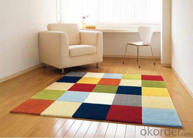 New pattern floor Carpet