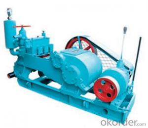NBB-260/7A Pump Is mainly used for supplying flushing fluid to the borehole in core