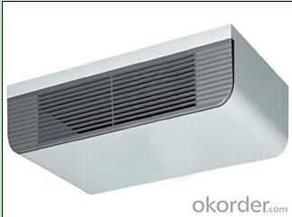 Horizontal Exposed Fan Coil