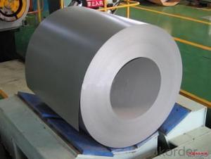 Gavalume steel coil