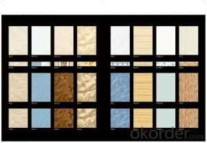 The First Grade Quality Glazed Ceramic Wall Tile