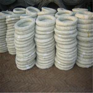 Galvanized Wires For Pvc Coated Wires