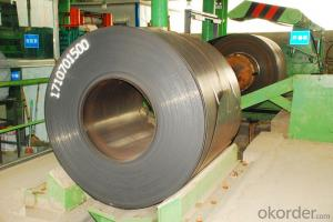 Hot Rolled Stainless Steel Coil 201 Narrow Strip