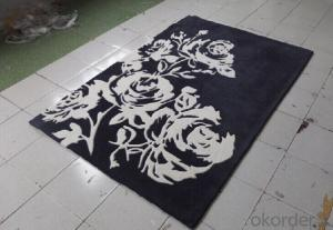 Acrylic Hand Made Carpet