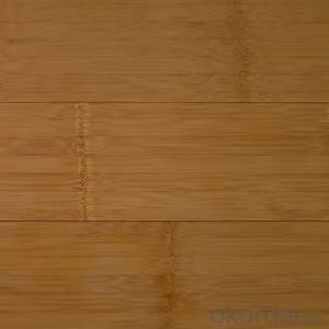Solid Carbonized Verticle  Bamboo Flooring T/G Joint UV coating