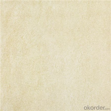 Polished Porcelain Tile Yellow Color CMAX65001