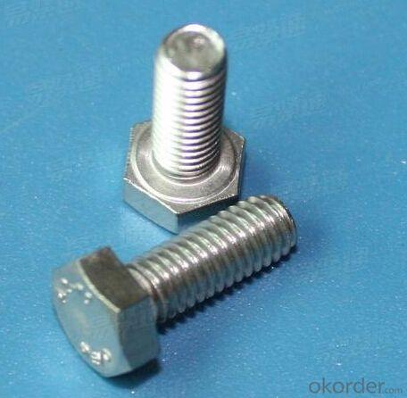 Hexagon Head bolts M4-M22 DIN933