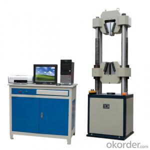 WEW Series Screen Display Type Hydraulic Universal Testing Machine