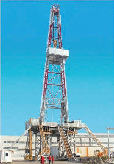 ZJ30/1700 Oil Drilling Rig