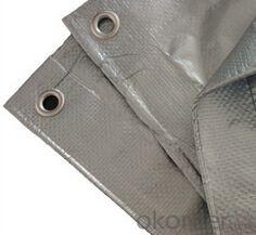 Anti-UV Silver 220gsm PE Tarpaulin