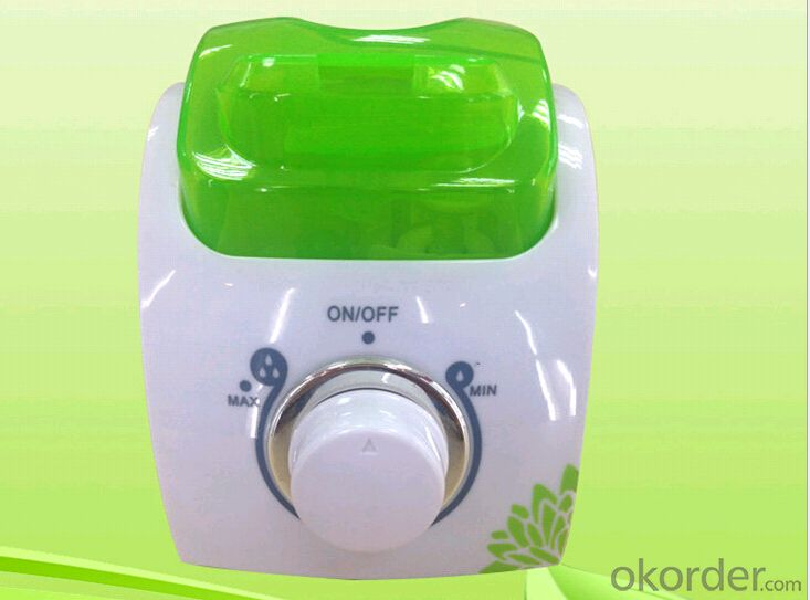 Summer essential aromatherapy square green Mini Mini atomization humidifier humidifier