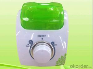 Summer essential aromatherapy square green Mini Mini atomization humidifier humidifier