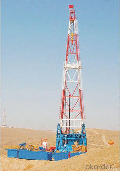ZJ40/2250 Oil Drilling Rig