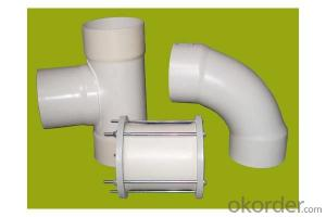 PVC Pressure Pipe 205 Made in China on Sale