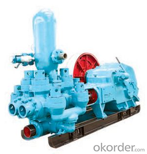 BW850/2B Pump Mainly used for supplying flushing fluid