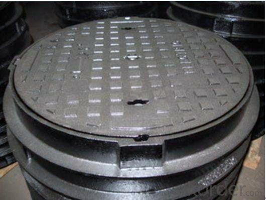 Manhole Cover Ductile Iron EN124 D400 Varieties of Choices