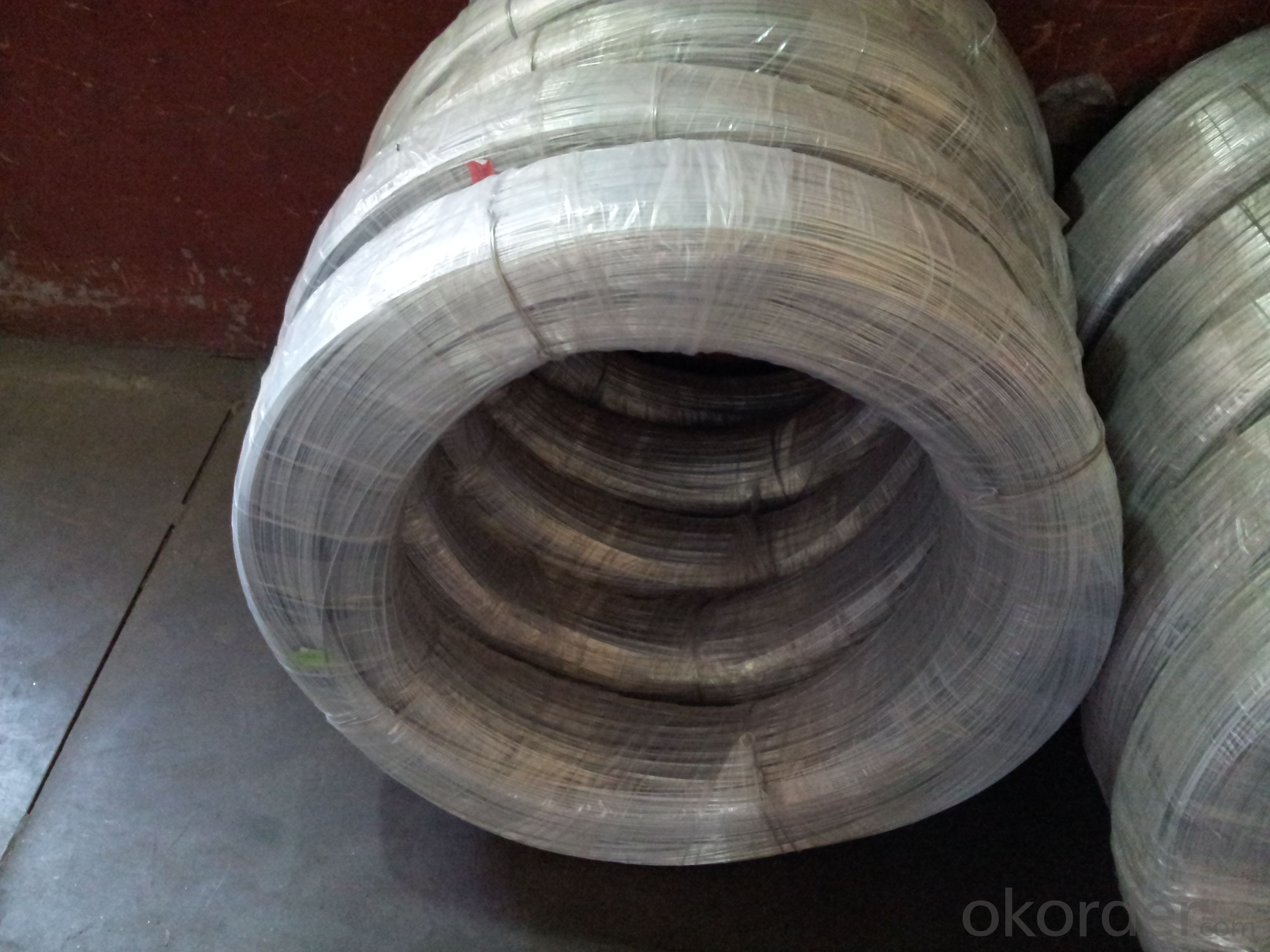 Galvanized Wire For Chain Link Fence