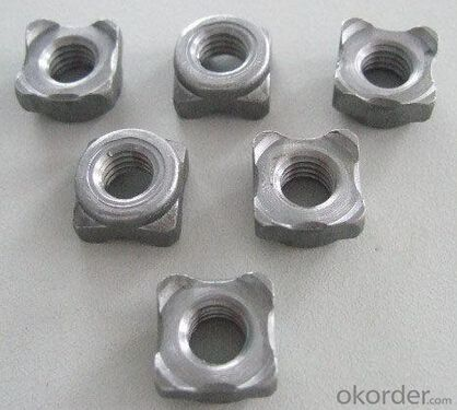 Square Weld Nuts DIN928