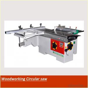 woodworking electric saw machine