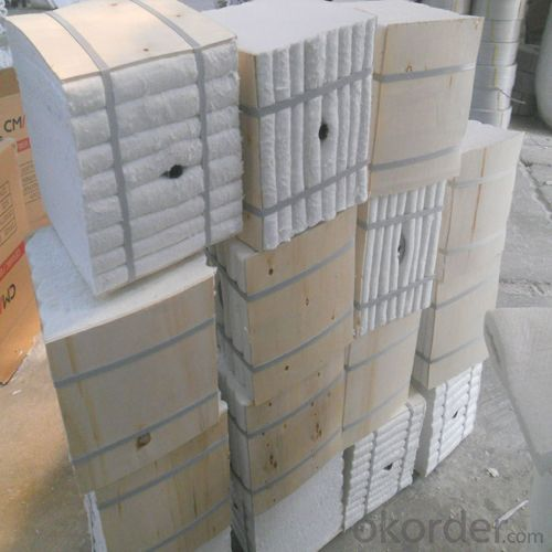 Ceramic Fiber Module 1260 HP hot sale
