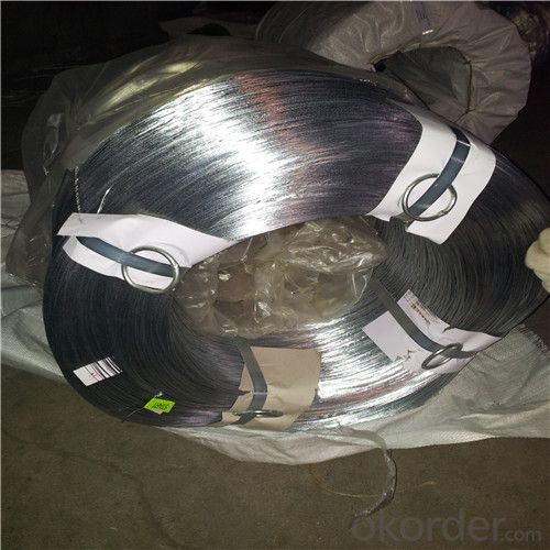 Galvanized Iron Wires