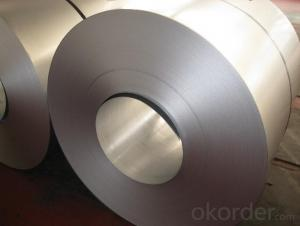 Gavalume steel coils