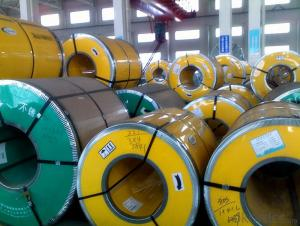Cold Rolled Stainless Steel Coil 304 Grade 2B Finish