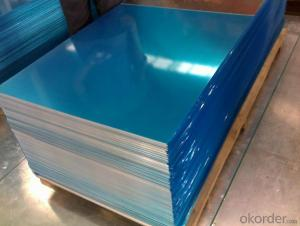 AA8xxx Mill-Finished Aluminum Sheets Used for Construction