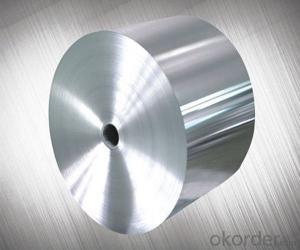 Aluminum Foilstock for Rolling Double Zero Foil