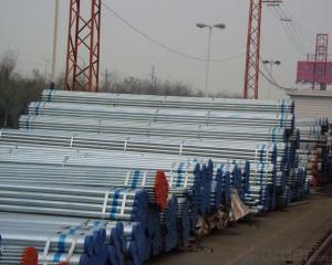 BS1387 /ASTM A53 Galvanized Pipe/G.I.PIPE