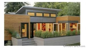 Made in China One Storey Beautiful Prefabricated Houses