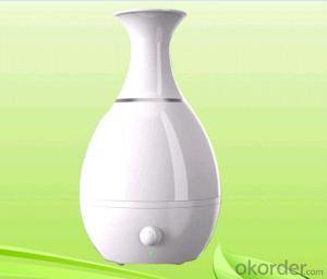 Creative vase shape ultrasonic atomization humidifier humidifier