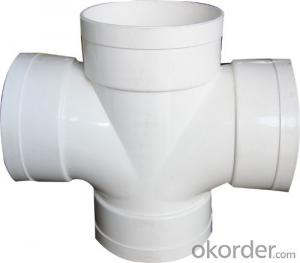 PVC Pressure Pipe 0.63-1.6MPa  on Hot  Sale