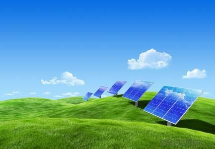High Effiency Monocrystalline silicon solar cell 80W