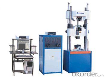 WAW Series Computer Control Electro-hydraulic Servo Universal Testing Machine