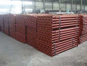 Steel Timberings