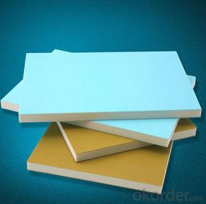 PVC Co-extruded Foam Sheet