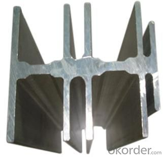 supply high quality aluminum profiles