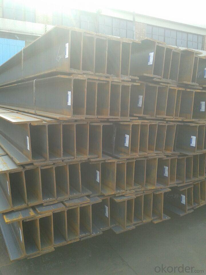Hot Rolled Steel H Beams JIS Standard