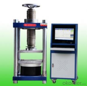 Full-automatic concrete hydraulic pressure testing machine 2000kN3000kN22