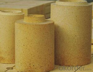 Hot Blast Furnace Applied Refractory Silica Brick