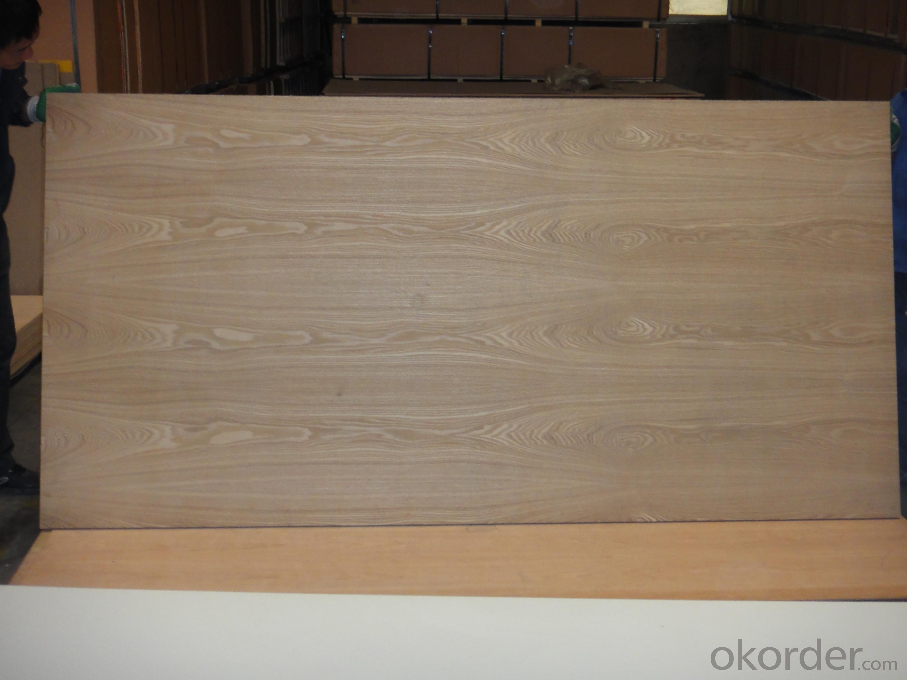 Ash Veneered Face MDF Boards/Sandwich Boards