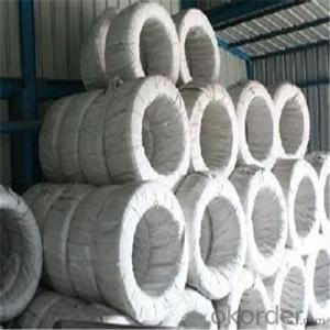Hot Dip Galvanized Iron Wires For Chainlink Fencing