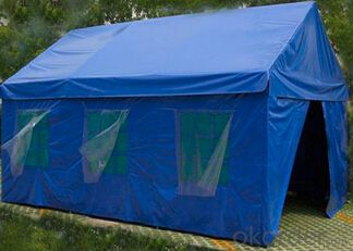 Waterproof moisture easy to fold tarpaulin for tent
