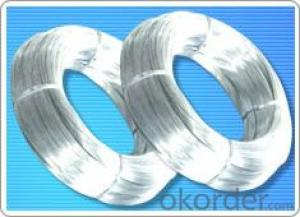 Electric & Hot Dipped Galvanized Iron Wire