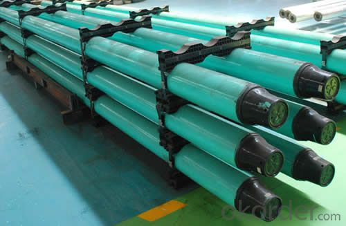 Drill Pipe Advanced heat treatment process,