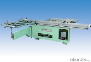 Electric wood saw machine