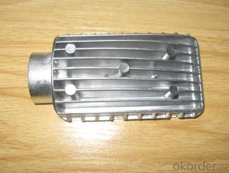 ADC12 aluminium die casting parts