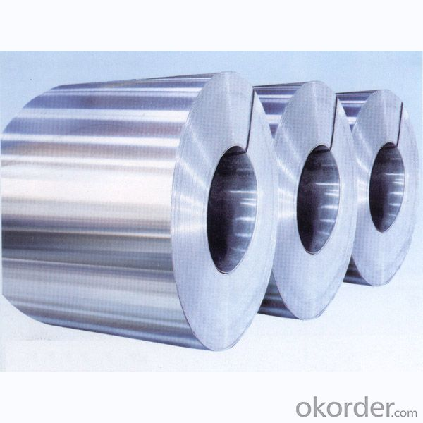 AA1050 Mill-Finished Aluminum Coils D.C Quality Used for Construction